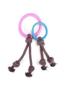 Beco Hoop on a Rope