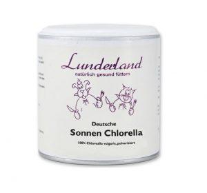 Lunderland Slnečná Chlorella 100g