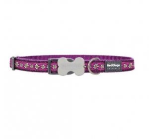 Red Dingo Design Daisy Chain Purple