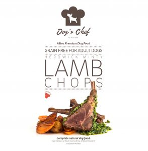 DOG'S CHEF Herdwick Minty Lamb Chops
