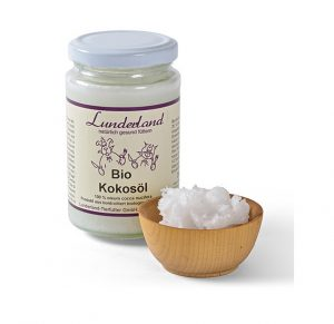 Lunderland BIO Kokosový olej 200ml