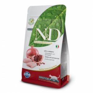 N&D cat GF Adult Chicken & Pomegranate