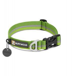 Ruffwear Crag Dog Collar Meadow Green