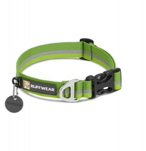 Ruffwear Crag Dog Collar Meadow Green