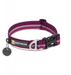 Ruffwear Crag Dog Collar Purple Dusk