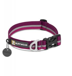 Ruffwear Crag Dog Collar Purple Dusk