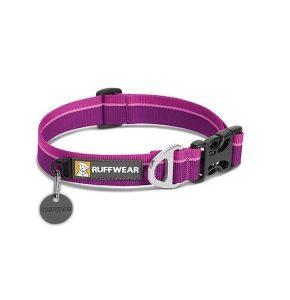 Ruffwear Hoopie Dog Collar Purple Dusk