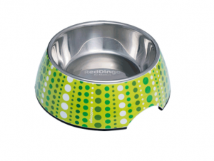 Red Dingo Bowl Lime