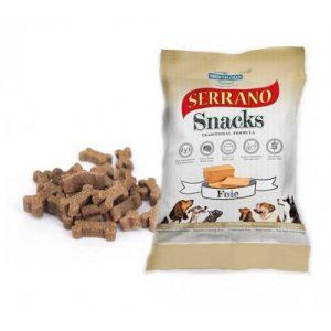 Serrano Snack Liver 100g