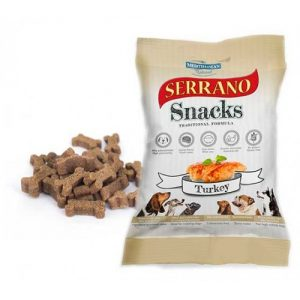 Serrano Snack Turkey 100g