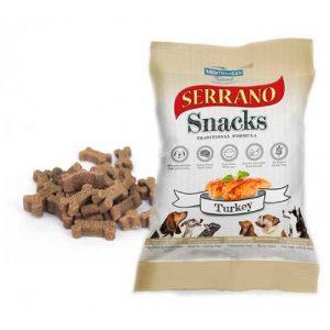 Serrano Snack Turkey 100g