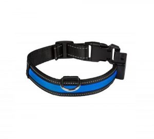 EYENIMAL Light Collar Blue