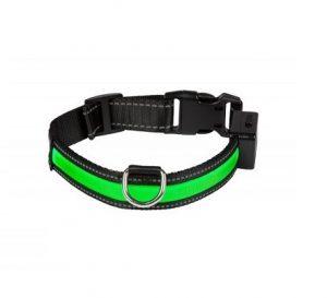 EYENIMAL Light Collar Green