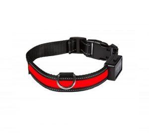 EYENIMAL Light Collar Red