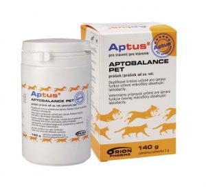 Aptus APTOBALANCE PET powder 140g