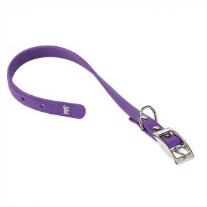 Ferplast Ergoflex silikónový obojok Purple