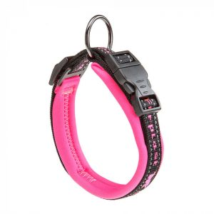 Ferplast Sport Dog Collar obojok pre psa Pink