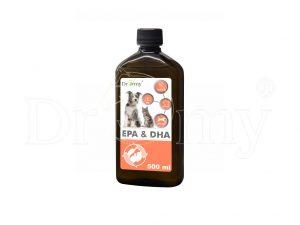 Dromy OMEGA 3 EPA & DHA OLEJ 500 ml
