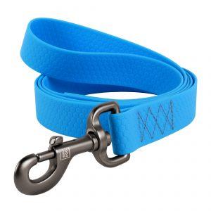 Vode odolné vodítko WAU DOG modré