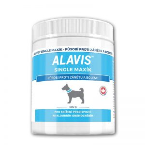 ALAVIS Single Maxík plv. 600 g