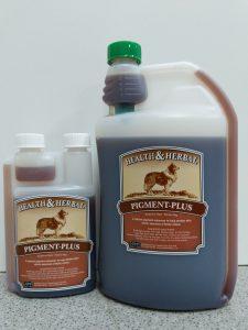 Pigment Plus – výživový doplnok na úpravu pigmentu pre psov