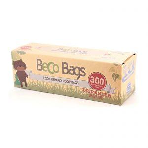 Beco Bags EKO sáčky na psie exkrementy 300 ks