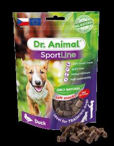 Dr. Animal Sportline kačica 100 g