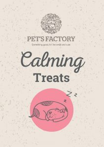 PET´S FACTORY Health Care Calming Treats 70 g