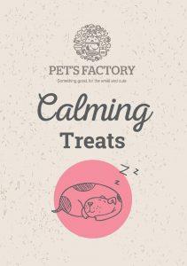 PET´S FACTORY Health Care Calming Treats 70 g