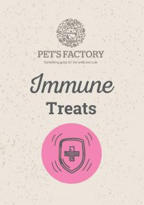 PET´S FACTORY Health Care Immune Treats 70 g