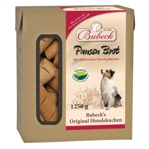 BUBECK Pansen Brot 1,25 kg
