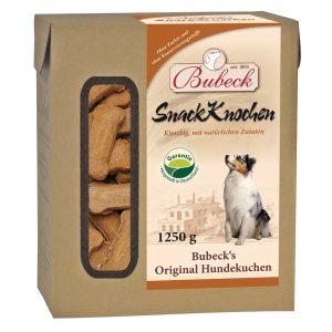 BUBECK Snack Knochen 1,25 kg
