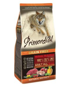 Primordial GF Adult Buffalo & Mackerel