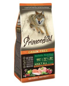 Primordial GF Adult Chicken & Salmon