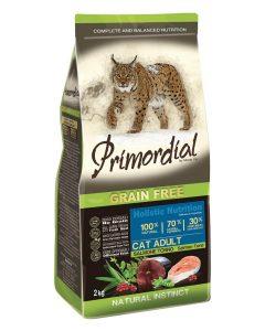 Primordial GF Cat Adult Salmon & Tuna 2 kg