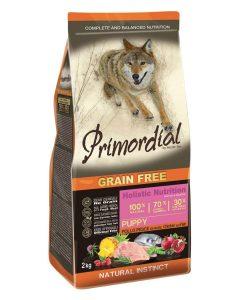 Primordial GF Puppy Chicken & Seafish