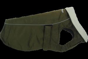 Teplé oblečenie pre psa Red Dingo zelené