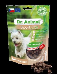 Pamlsok Dr. Animal Sportline pheasant 100 g