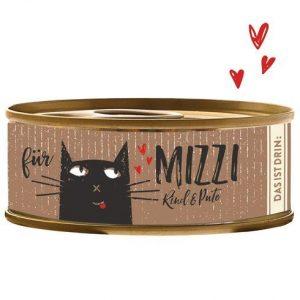 BUBECK Mizzi Rind & Pute 100 g