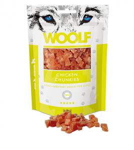 Woolf Dog Chicken Chunkies 100 g