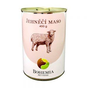 BOHEMIA Jahňacie mäso vo vlastnej šťave 400 g