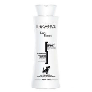 Šampón BIOGANCE Dark Black 250 ml (pre tmavé a čierne farby srsti)