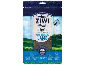 ZiwiPeak Jahňacie mäso pre mačky 1kg NOVÁ RECEPTÚRA