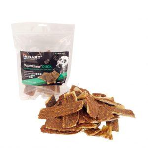 HenArt Super Chew – Kačacie mäso na koži