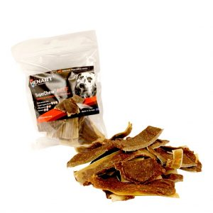 HenArt Super Chew – Hovädzie mäso na koži