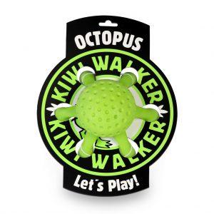 KIWI hračka chobotnica zelená