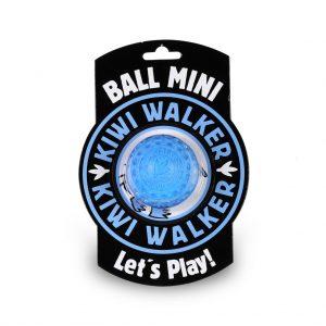 KIWI Hračka lopta mini modrá