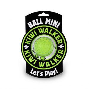 KIWI Hračka lopta mini zelená