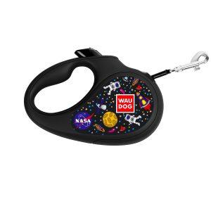 WAU DOG Flexi vodítko pre psa NASA