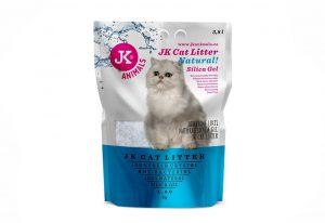 Litter Silica gel – natural 10 l
